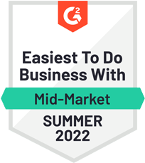 Fastest Implementation Small Business Spring 2020 Badge